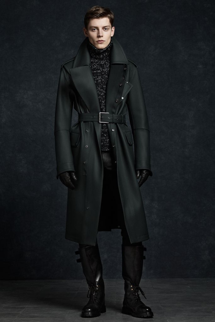 belstaff fw12 Fantastic outfit - via @kennymilano