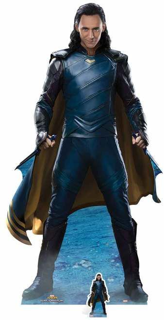 Marvel fans will love our new Thor: Ragnarok Cardboard Cutout range. Free UK delivery & Worldwide Shipping