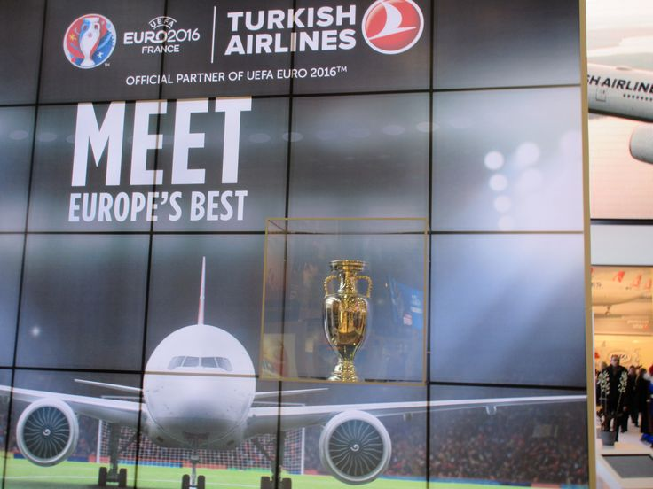 #TurkishAirlines and #UEFA Cup