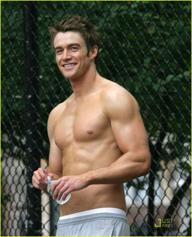 Robert Buckley. Think many might agree with me on this on ;)