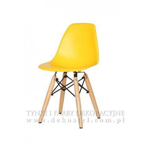 Dekostyl - Krzesło dla dzieci inspirowane Eames Eiffel 212 K