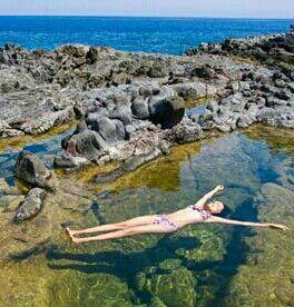 Sea of Pantelleria, Sicily