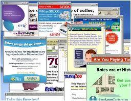 Un Adware solo es utilizado para mostrar publicidad, a diferencia de un Spyware.
