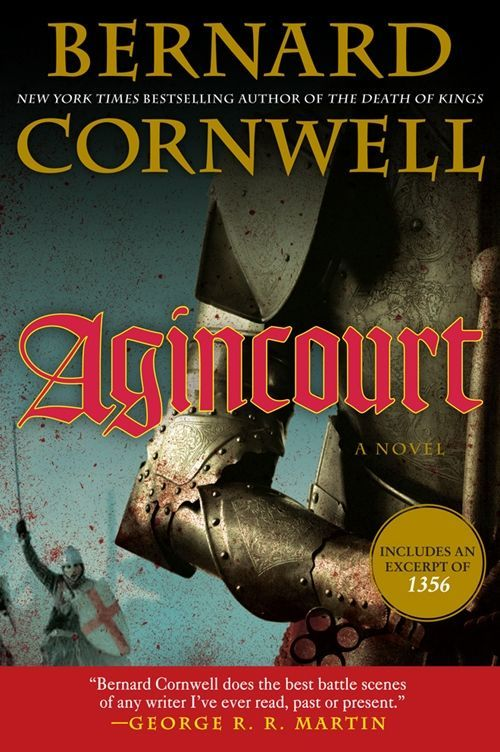 bernard cornwell books in order of publication