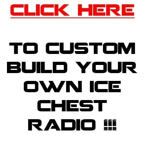 Custom Build Cooler Radio, Build Your Own Ice Chest Radio