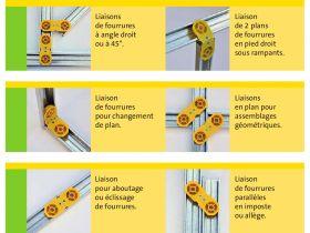 Aménagement des combles : Installation de l'ossature métallique en sous-toiture
