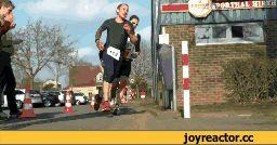 Runner Fails at street...!