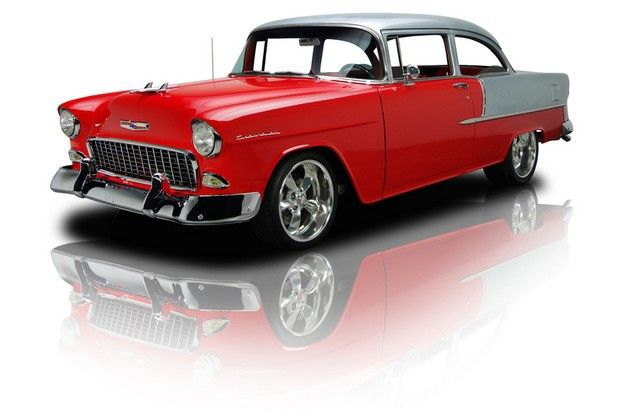 1955 Chevrolet Bel Air 502 V8