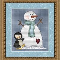 Lots of x-stitch and embroidery freebies on CraftsySnowman Crosses, Crafts Ideas, Embroidery Crosses, Embroidery Freebies, Crosses Stitches, Frozen Snowman, Cross Stitches, X Stitches, Stitches Pattern