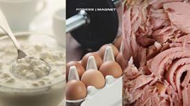 14 günstige, aber hochwertige Proteinquellen  - Muskelaufbau|Eiweiss|Ernährung|Lebensmittel|Protein