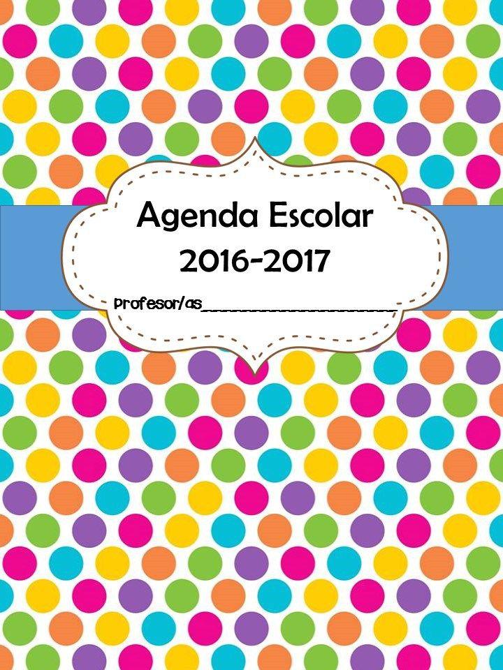 AGENDA ESCOLAR 2016 2017 IE (1)                                                                                                                                                      Más