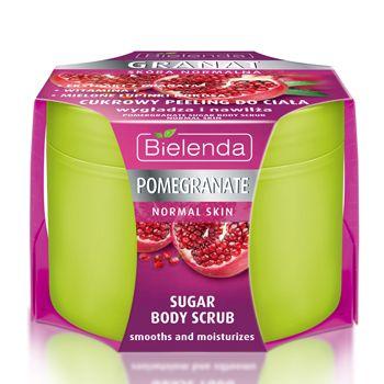 Bielenda pomegranate sugar body peeling