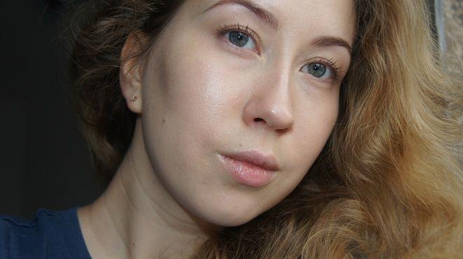 База под макияж VOV Pure make up base (New) 3 shine beige -новая любовь, без масок на лице отзывы — Отзывы о косметике — Косметиста