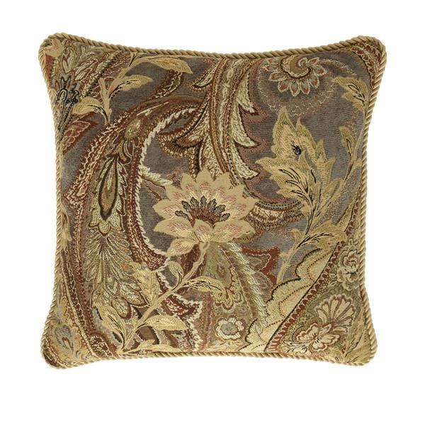 Decorative Bed Pillows Pinterest : 146 best Croscill Decorative Pillows images on Pinterest Decorative bed pillows, Decorative ...