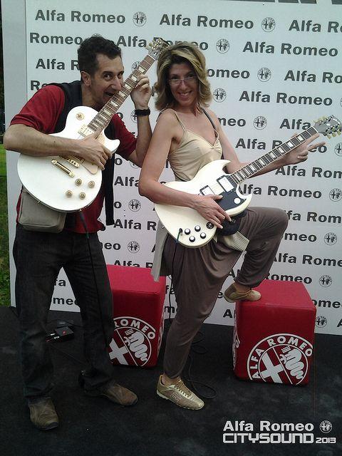 #AlfaCitySound - Alfa Romeo Stand Day 4