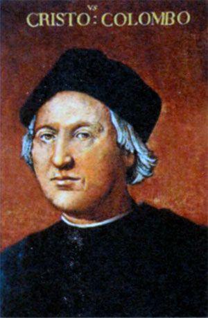 Христофор Колумб (ок. 1451-1506). Предположительно художник Р. Гирландайо