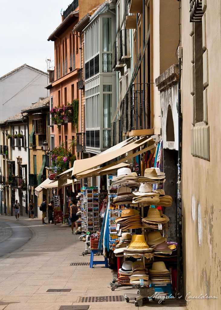 Streets in Granada
