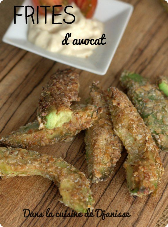 Frites d'avocat pour gourmands et aficionados de la finger food, sans gluten et végane, cette recette saura vous plaire.