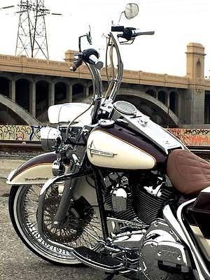 Used 2007 Harley-Davidson Touring for sale in Brea, California, Usa