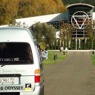 Odyssey Wine Tours
