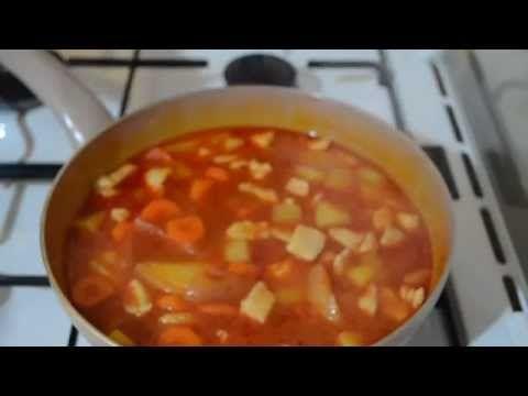 Tavuk Sote (Соте из филе курицы) - YouTube