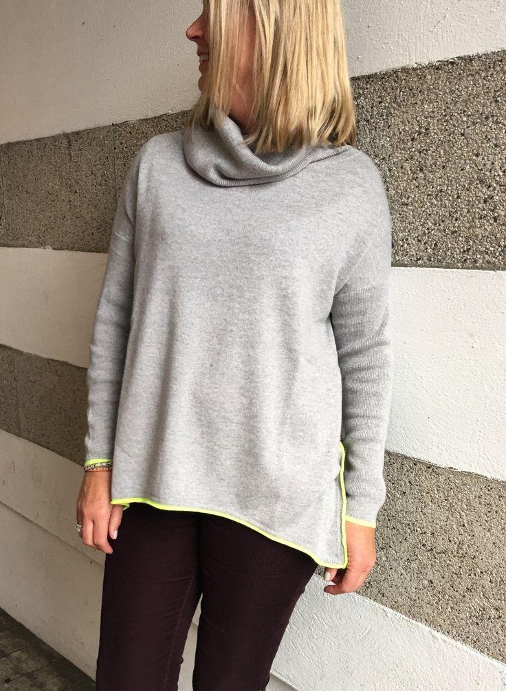 Cocoa Cashmere Grey jumper
