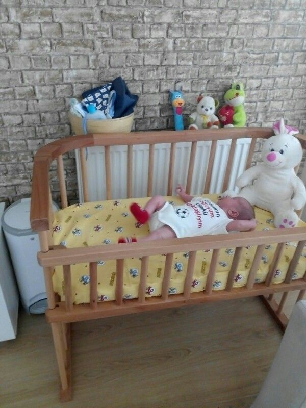 Yenidoğa bebek karyolası imalatı