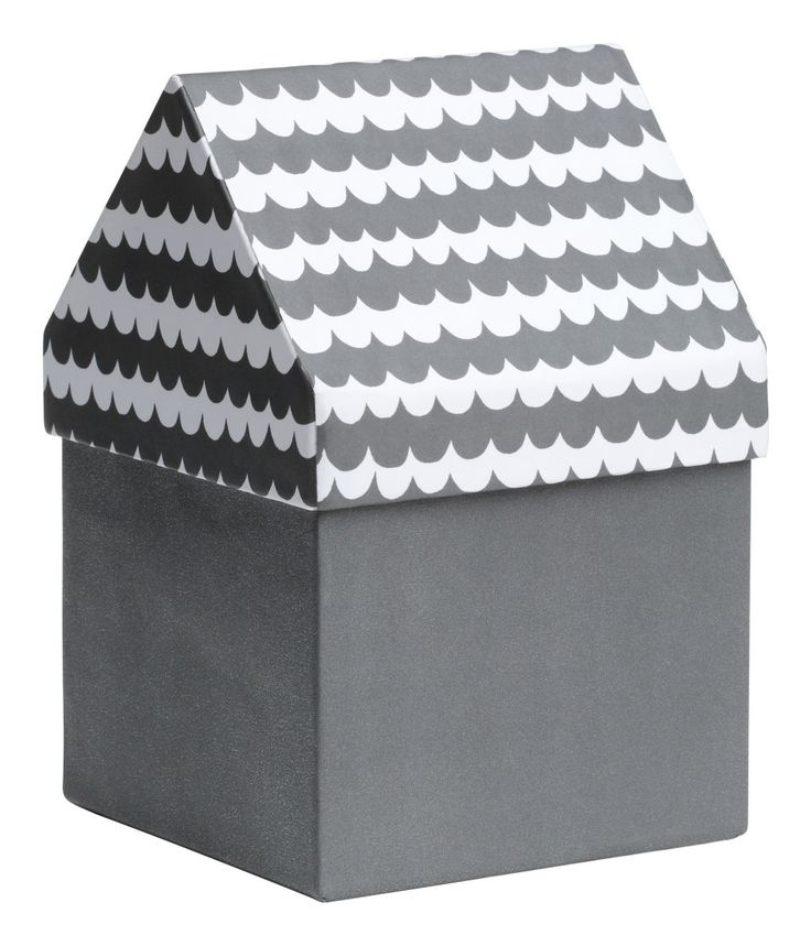 Förvaringsbox | Mörkgrå/Mönstrad | Home | H&M SE