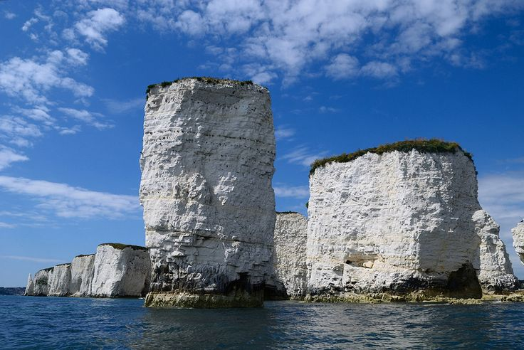 The journey begins with a rather sexy rock formation. | 51 Pictures That'll Make You Head Straight To The Jurassic Coast