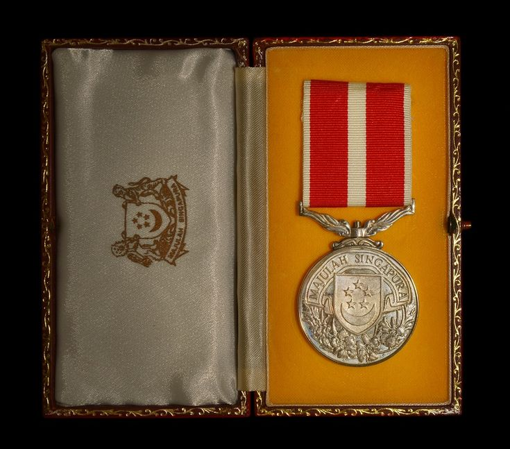 "THE MEDAL OF VALOUR  The Pingat Keberanian was created in 1987 to reward any person who has ""performed an act of courage or gallantry in circumstances of personal danger"". This medal was awarded to the Singapore Armed Forces Commandos unit for its role in the rescue operation during the hijacking of Singapore Airlines Flight SQ117 in 1991."