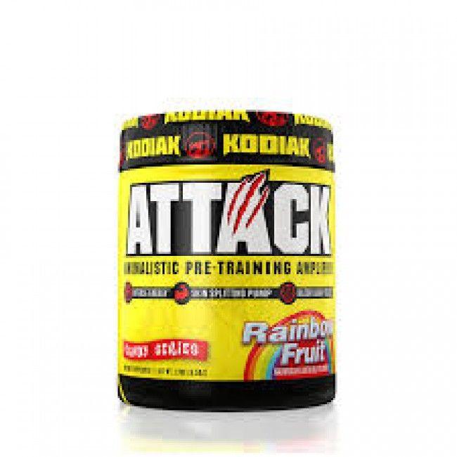 Kodiak Nutrition Attack (250g)