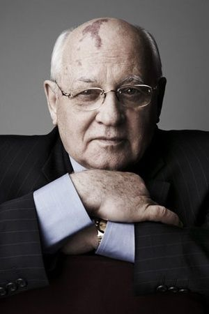 Mikhail Gorbachev, who resigned as Soviet President on December 25, 1991. On December 26, 1991, the U.S.S.R. was formally dissolved.: