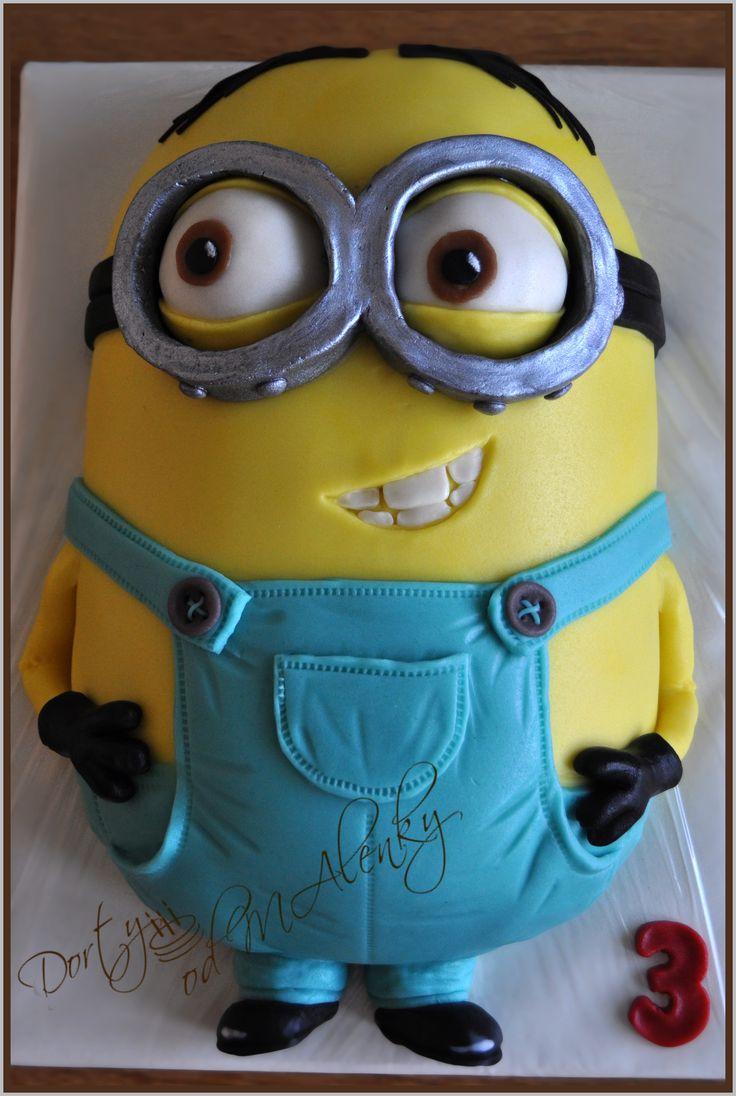 Mimoň, Cake Minion