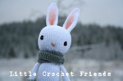 Little Crochet Friends