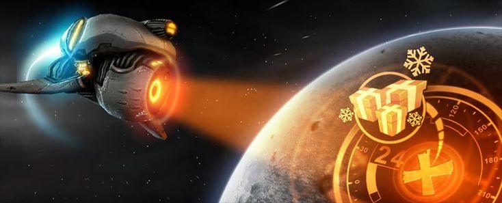 Noël à la mode pirate: Voler les cadeaux du Père Noël, obtenir des vaisseaux spatiaux!