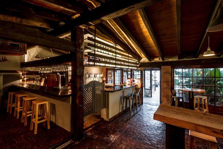 Blues Bar - Denia - Interior Design Project - Boubau