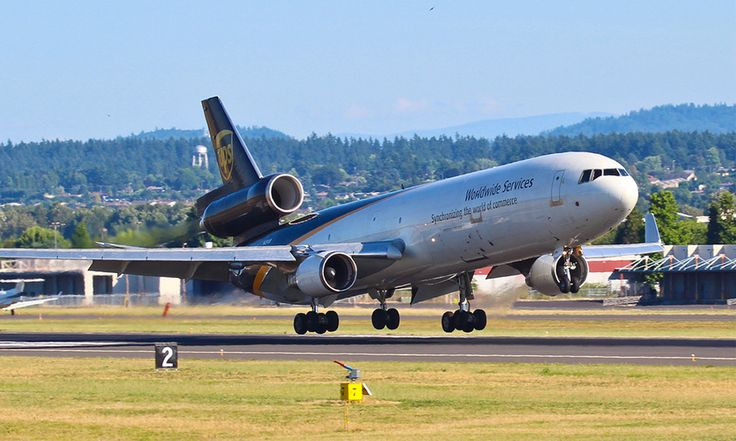 UPS Airlines MD-11F Declared Emergency After Problem with Fuel Gauges - http://www.airline.ee/ups-airlines/ups-airlines-md-11f-declared-emergency-after-problem-with-fuel-gauges/ - #UPSAirlines