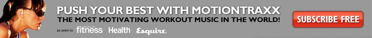 Motion traxx - music for your workouts