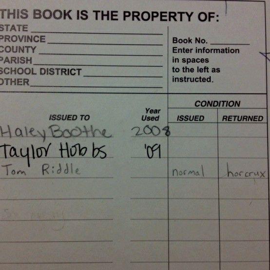 Tom RiddleScience Book, Libraries Book, Harrypotter, Tom Riddle, Funny, Kids, Harry Potter Humor, Math Book, High Schools