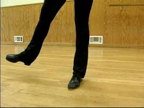 Advanced Tap Dance Lessons : Treble Steps & Moves in Advanced Tap Dancing - YouTube