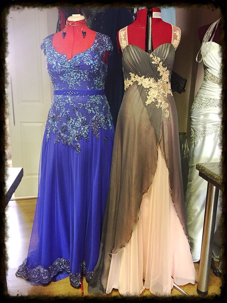 Evening dress by Carmen Couture | Evening dresses by Carmen Couture ...