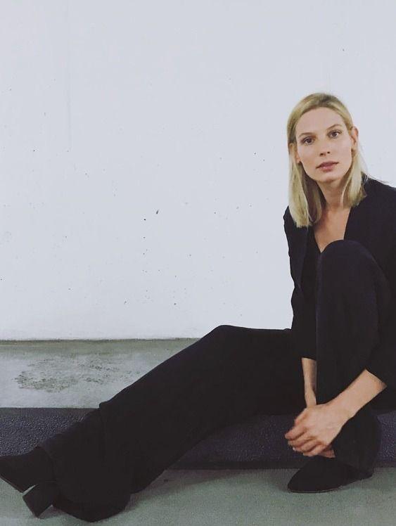 Sarah Brandner on instastory #model #actress