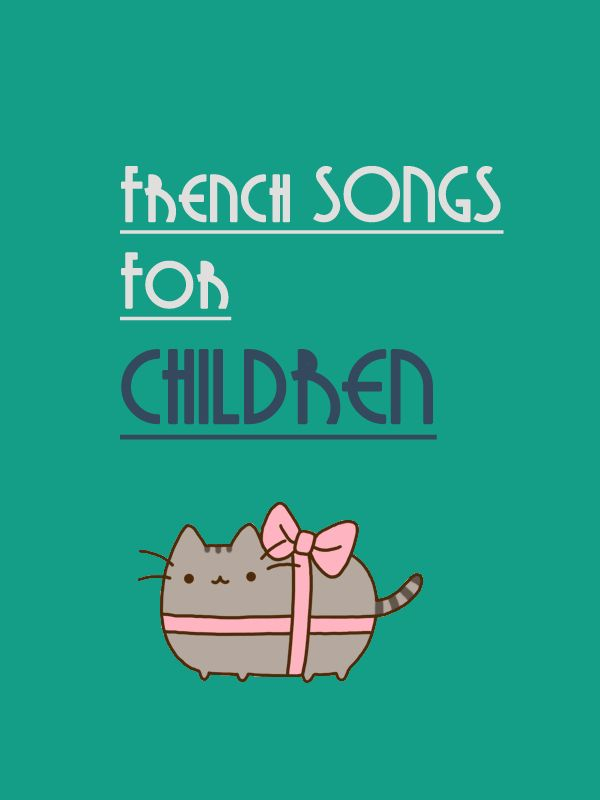 50 French Songs for Children - Playlist