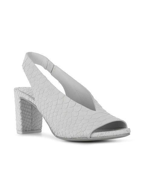 5bddd3ac6a0 Del Carlo Peep Toe Sandals - Farfetch