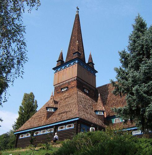 Stav Church, Hungary