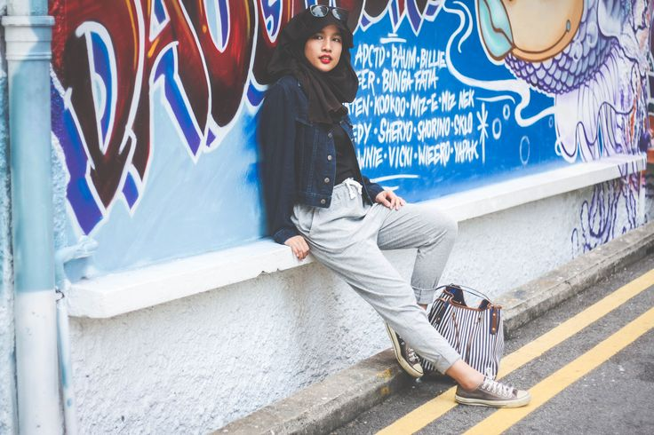 Everyday Sweats - Rouge & Ruche by Liyana
