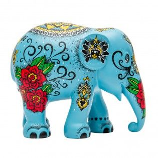 Elephant Parade Webshop - Be part of it! Gardnerfante