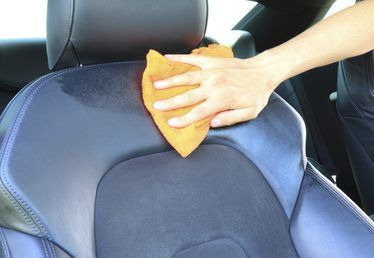 How To Remove Water Stains From Car Seats Cleaning