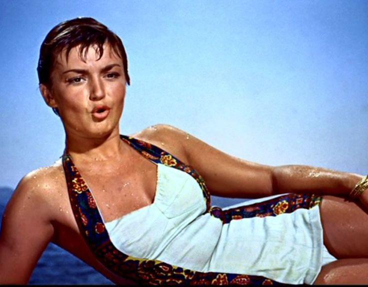 Brigitte Auber from To Catch a Thief 1955