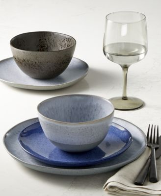Hotel Collection Olaria Dinnerware Collection, Only at Macy's